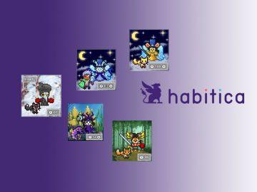 Habitica - a habit-forming RPG