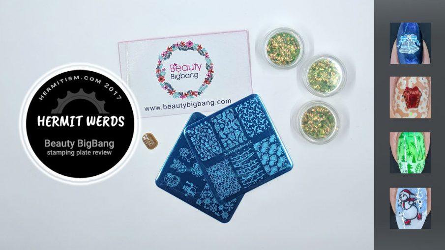 Beauty BIgBang - press samples