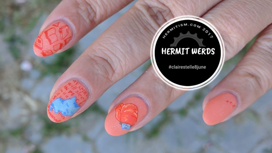 Eternal Hobbies - Hermit Werds - #clairestelle8june (hobbies)