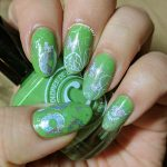 Mixed Tape - 26 Great Nail Art Ideas - Hermit Werds