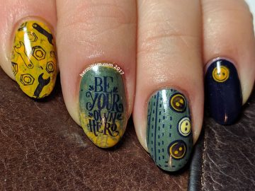 New Year, New You - 26 Great Nail Art Ideas - Hermit Werds