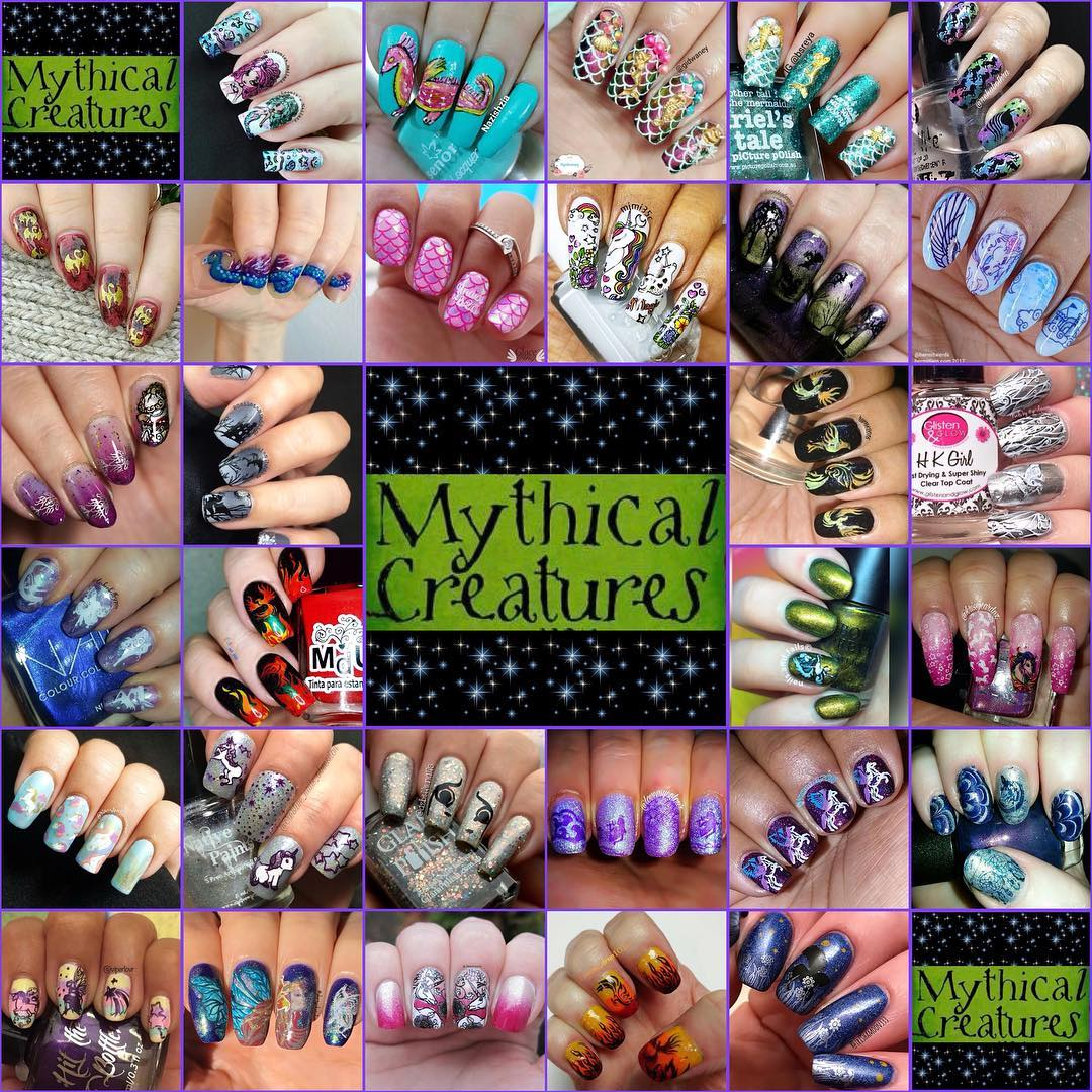 #NailsWithIgFriends - November collage