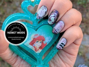 The Little Mermaid v2 - Hermit Werds - #clairestelle8challenge (book/movie)