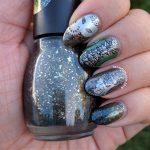 Steampunk Fashion - 31 Day Nail Art Challenge - Hermit Werds