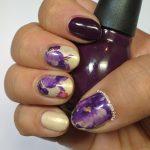 Flower - 31 Day Nail Art Challenge - Hermit Werds