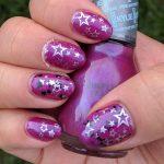 Galaxy - 31 Day Nail Art Challenge - Hermit Werds