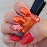 Orange - 31 Day Challenge - Hermit Werds