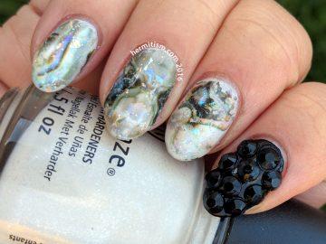 Abalone - 31 Day Challenge (pattern) - Hermit Werds