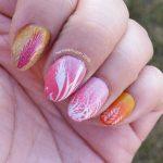 G is for Grain - ABC Nail Art Challenge - Hermit Werds