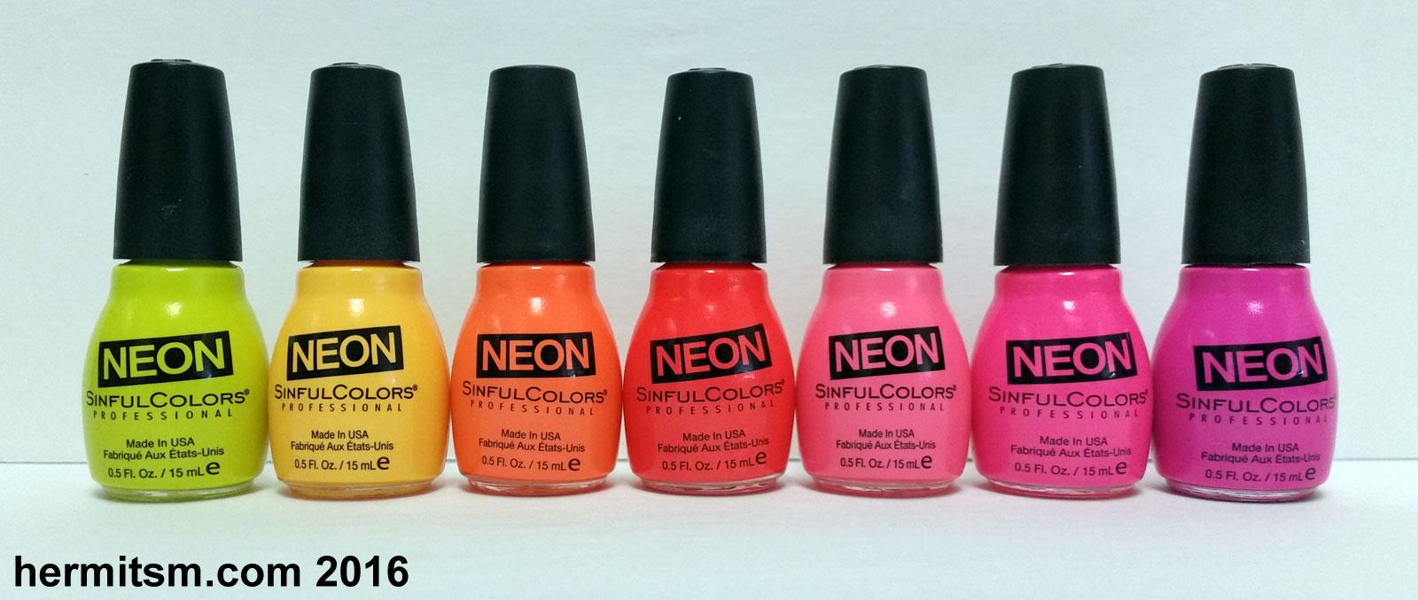 Neon Jelly - Hermit Werds