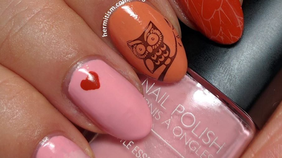 Y is for YOLO - ABC Nail Art Challenge - Hermit Werds