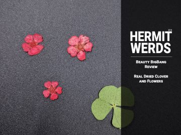 Dried Clover/Flowers - Hermit Werds - product photo of Beauty BigBang's dried flowers