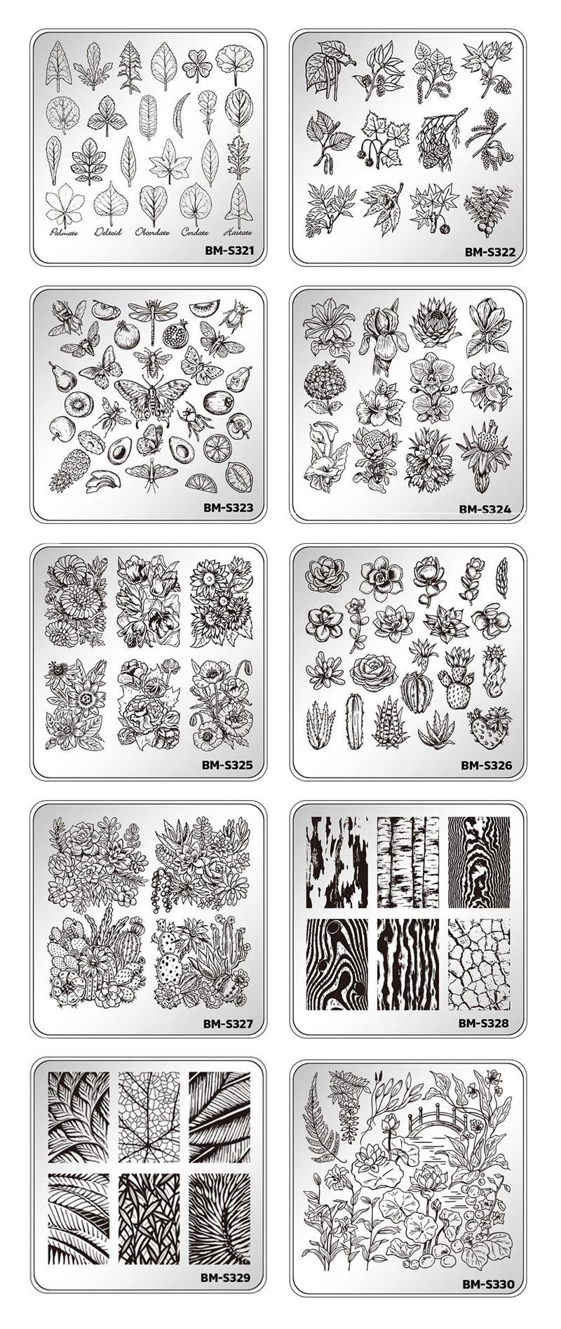 Bundle Monster's Botanicals Collection