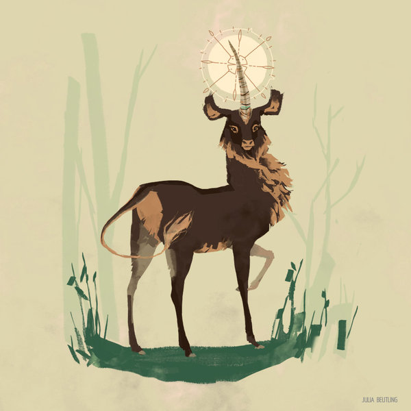 Junicorn 1 by Julia Beutling