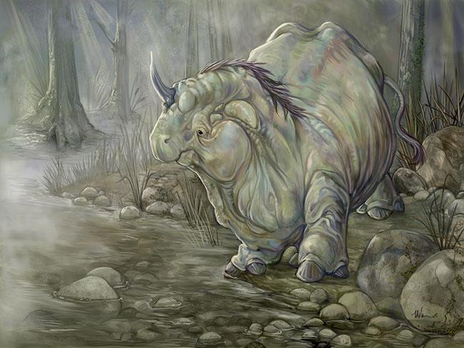Bog Unicorn by Ursula Vernon