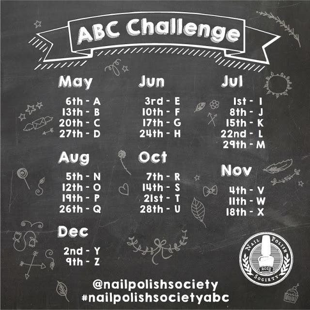 #ABCChallenge2016 prompts
