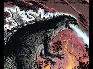 Godzilla inspiration