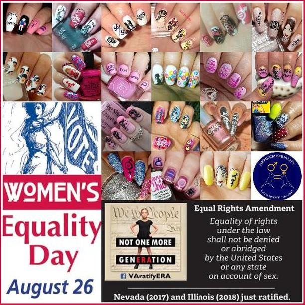 Women's Equality Day collage