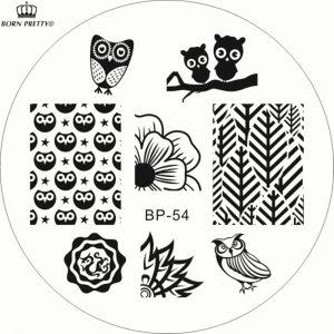 Born Pretty BP-54