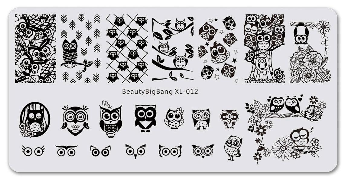BeautyBigBang XL-012 (owls)