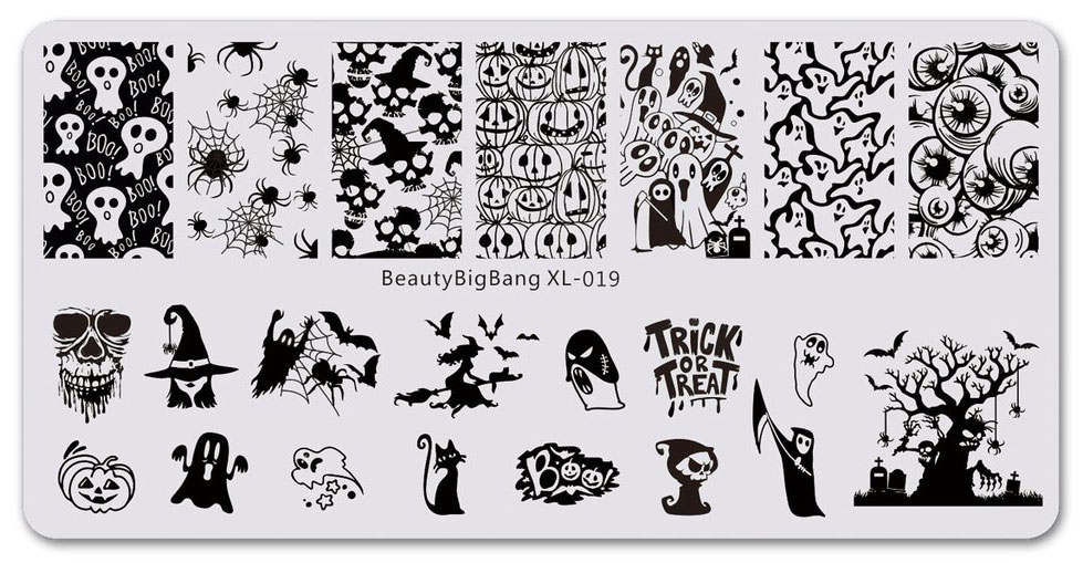 BeautyBigBang XL-019 - Hermit Werds