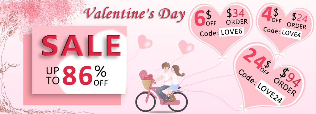 BBB Valentine's Day 2019 sale