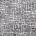 Cheesecloth - Zentangle pattern