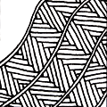 Hibred - Zentangle pattern
