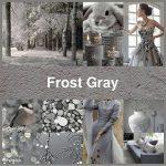 @inegeek's #pantone2019winterchallenge - Frost Gray