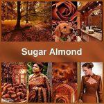 #pantone2019winterchallenge Sugar Almond