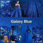 #pantone2019winterchallenge - galaxy blue