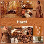 #pantone2019winterchallenge - Hazel