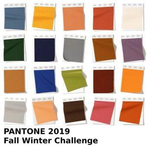 #Pantone2019WinterChallenge