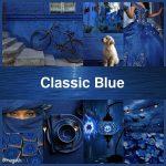 #Pantone2020SummerChallenge - Classic Blue