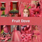 #Pantone2019WinterChallenge - Fruit Dove