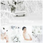 #Pantone2020SummerChallenge - Brilliant White