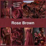 #Pantone2020SummerChallenge - Rose Brown