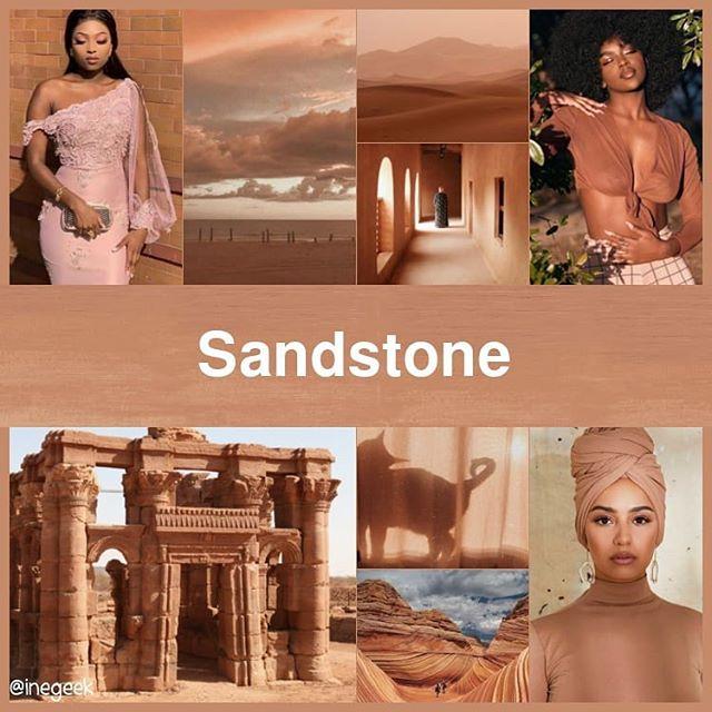 #pantone2020winterchallenge - sandstone
