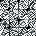 Tri-cone - Hermit Werds - Zentangle pattern