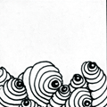 Tunnelvizion - Hermit Werds - Zentangle pattern