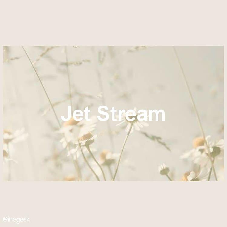 #Pantone2020WinterChallenge - Jet Stream